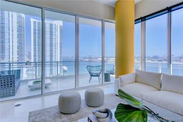 Home for Sale at 900 Brickell Key Blvd #1503, Miami FL 33131