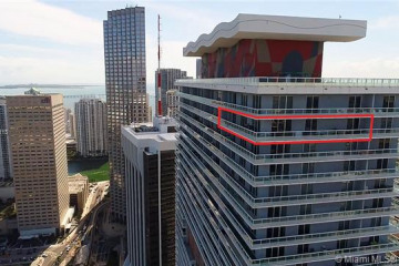 Home for Sale at 50 Biscayne Blvd #5302, Miami FL 33132