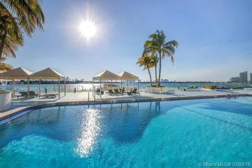 Home for Sale at 1200 West Ave #831, Miami Beach FL 33139