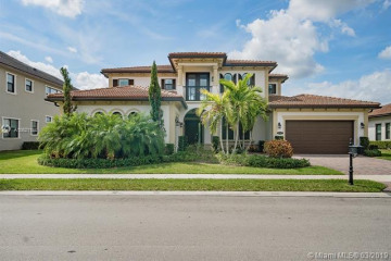 Home for Sale at 8925 Watercrest Cir E, Parkland FL 33076