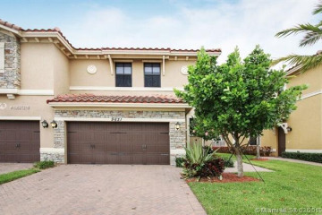 Home for Sale at 9621 Watercrest Isle, Parkland FL 33076