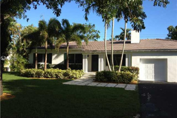 Home for Rent at 1116 Manati Av, Coral Gables FL 33146
