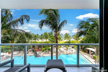 Home for Sale at 2201 Collins Ave #330, Miami Beach FL 33139