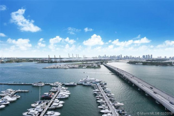 Home for Sale at 450 Alton Rd #2301, Miami Beach FL 33139