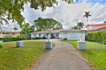 Home for Rent at 4300 Granada Blvd, Coral Gables FL 33146