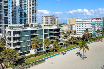 Home for Sale at 2101 S Surf Rd #3F, Hollywood FL 33019