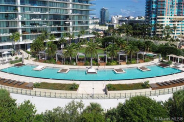 Home for Rent at 800 S Pointe Dr #1903, Miami Beach FL 33139