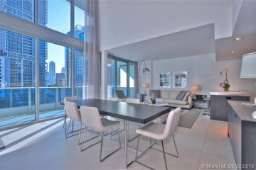 Home for Rent at 200 Biscayne Boulevard Way #507, Miami FL 33131