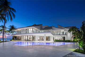 Home for Sale at 28 Harbor Pt, Key Biscayne FL 33149