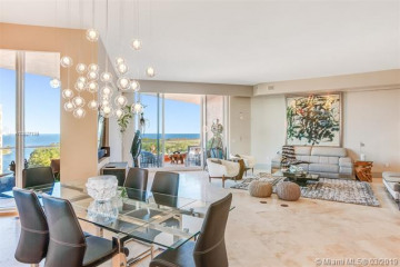 Home for Rent at 60 Edgewater Dr #PH3D, Coral Gables FL 33133