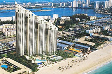 Home for Sale at 17555 Collins Ave #2504, Sunny Isles Beach FL 33160
