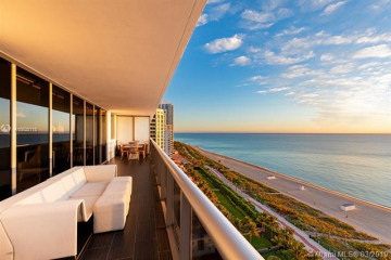Home for Sale at 5875 Collins Ave #1702, Miami Beach FL 33140