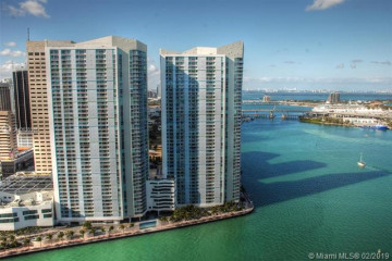 Home for Sale at 325 S Biscayne Blvd #323, Miami FL 33131