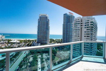 Home for Sale at 300 S Pointe Dr #1705, Miami Beach FL 33139