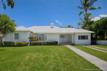 Home for Rent at 520 W 51st Ter, Miami Beach FL 33140