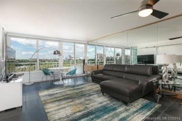 Home for Sale at 400 S Pointe Dr #401, Miami Beach FL 33139