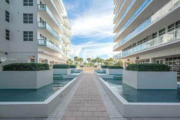 Home for Rent at 3737 Collins Ave #N-607, Miami Beach FL 33140