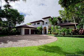 Home for Rent at 610 Blue Rd, Coral Gables FL 33146