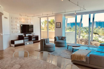 Home for Rent at 300 S Pointe Dr #403, Miami Beach FL 33139
