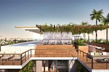 Home for Sale at 1300 Monad Terrace #PHB, Miami Beach FL 33139