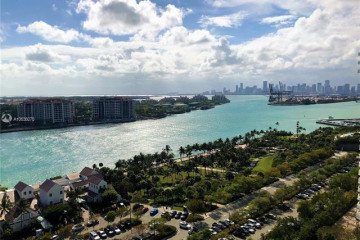 Home for Rent at 100 S Pointe Dr #1703, Miami Beach FL 33139