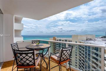 Home for Sale at 3140 S Ocean Dr #2001, Hallandale FL 33009