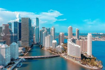Home for Sale at 900 Brickell Key Blvd #901, Miami FL 33131