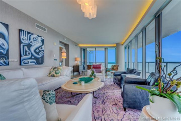 Home for Sale at 17121 Collins Ave #3001, Sunny Isles Beach FL 33160