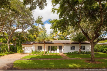 Home for Rent at 1029 Mariposa Ave, Coral Gables FL 33146