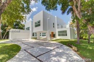 Home for Rent at 7810 Los Pinos Blvd, Coral Gables FL 33143
