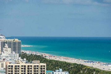 Home for Sale at 300 S Pointe Dr #2506, Miami Beach FL 33139