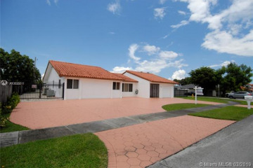 Home for Sale at 10121 SW 26th St, Miami FL 33165