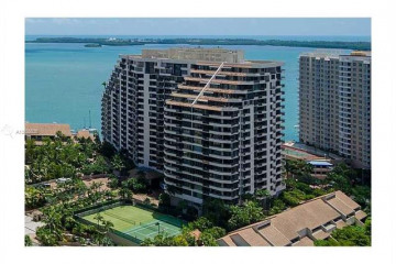 Home for Sale at 520 Brickell Key #1621, Miami FL 33131