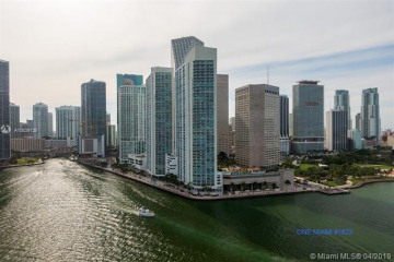 Home for Sale at 325 S Biscayne Blvd #1823, Miami FL 33131