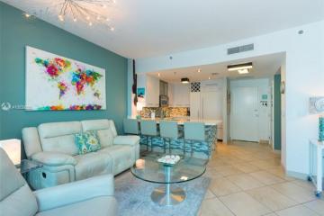 Home for Sale at 6515 Collins Ave #601, Miami Beach FL 33141