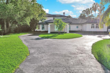 Home for Sale at 14201 Old Cutler Rd, Palmetto Bay FL 33158
