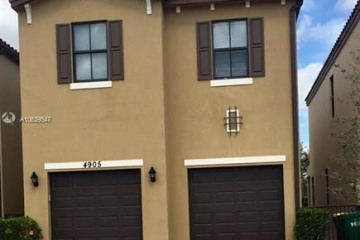 Home for Sale at 4905 NW 55th Pl, Tamarac FL 33319
