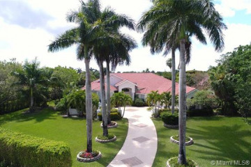 Home for Sale at 3280 Paddock Rd, Weston FL 33331