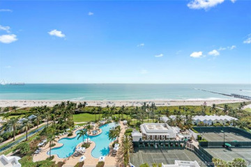 Home for Rent at 100 S Pointe Dr #1206, Miami Beach FL 33139