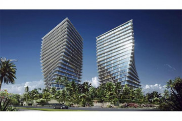 Home for Sale at 2669 S Bayshore Dr #1403N, Coconut Grove FL 33133