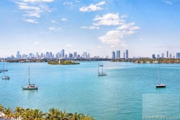 Home for Rent at 1500 Bay Rd #1428S, Miami Beach FL 33139