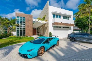 Home for Sale at 274 Ocean Blvd, Golden Beach FL 33160
