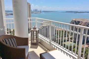 Home for Rent at 801 Brickell Key Blvd #3207, Miami FL 33131
