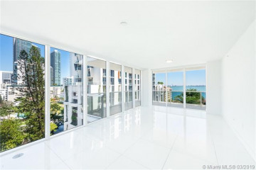 Home for Rent at 600 NE 27 Street #801, Miami FL 33137