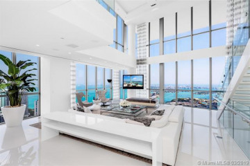 Home for Sale at 1100 Biscayne Blvd #6401, Miami FL 33132