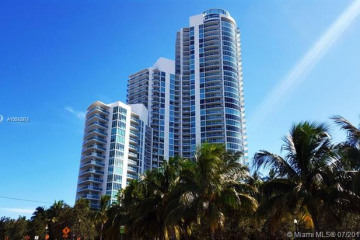 Home for Rent at 1000 S Pointe Dr #1107, Miami Beach FL 33139