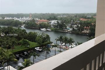 Home for Sale at 90 Edgewater Dr #918, Coral Gables FL 33133