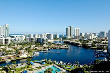 Home for Sale at 600 Three Islands Blvd #1812, Hallandale FL 33009