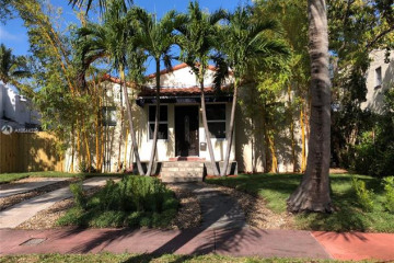 Home for Rent at 4534 Royal Palm Ave, Miami Beach FL 33140