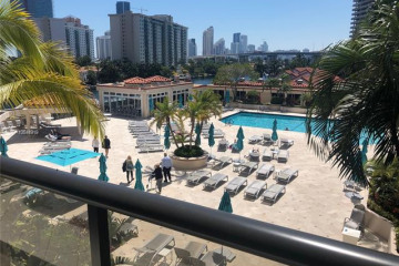 Home for Rent at 19667 Turnberry Way #5L, Aventura FL 33180
